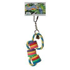 Prevue Hendryx Squishies Saturn Bird Toy for Small Birds #650