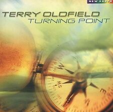 TURNING POINT - Terry Oldfield .... CD ...... BRAND NEW