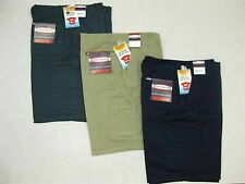 PACK OF 4 STUBBIES / HARD WEAR / RITEMATE MENS CARGO POCKET WORK SHORTS