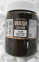 VAL73300 - Vallejo Washes - Sepia 200ml