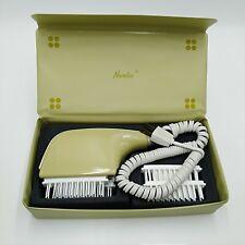 Vintage Norelco Hair Untangler Head Massager Brushes HP-4416 Treats Dandruff