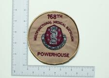 U.S. Army 168th Multi-functional Medical Battalion Patch