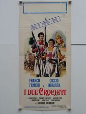 I DUE CROCIATI commedia Orlandini con Franco e Ciccio loc. orig. 1968