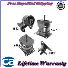 Engine Mount Set For 99/03 Acura TL, Honda Accord 3.0L 3.2L