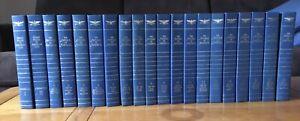 ANNALS OF AMERICA ENCYCLOPEDIA BRITANNICA ~ 18 VOLUMES + 2 CONSPECTUS ~ 1968