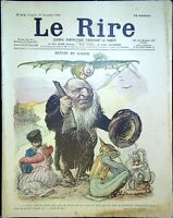 Le RIRE N° 314 du 10 Novembre 1900
