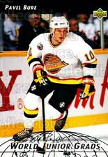 1992-93 Upper Deck World Junior Grads #5 Pavel Bure