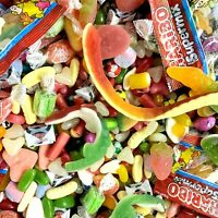 CANDY SWEETS MIX 100g VARIOUS POPULAR SWEETS FREE UK DELIVERY