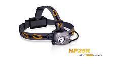 FENIX hp25r LED de Alta Potencia Lámpara Cabeza / Linterna con foco y foco LED