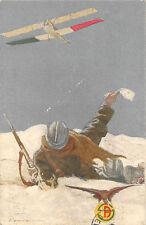 A4891) S.I.A. SOCIETA' ITALIANA AVIAZIONE LINGOTTO - TORINO, ILL. DUDOVICH. VG.