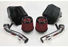 STILLEN Generation 2 Long Tube Dual Intake Kit With DRY FILTER FIT INFINITI Q60