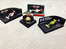 Bundle MCLAREN/BENETTON FORD B192 - SCHUMACHER - 1/87 SCALE - 510 928719