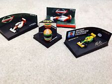 Bundle McLaren/BENETTON FORD B192-Schumacher - 1/87 Scale - 510 928719
