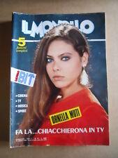 IL MONELLO n°42 1984 Ornella Muti Lucio Dalla Luca Carboni Amanda Lear [G433]
