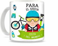 Taza de Desayuno Original taza ciclista regalo ciclista ciclismo
