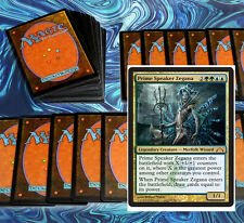 mtg ZEGANA BLUE GREEN SIMIC DECK Magic the Gathering rare 60 cards + modern