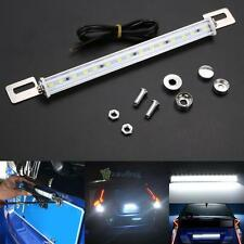 6000K Xenon Car 15 LED License Plate Light Bolt On Reverse Backup Lamp White 12V
