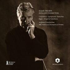 Edward Elgar : The New England Connection [BBC NATIONAL ORCHESTRA OF WALES ;