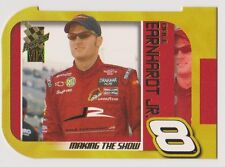 2003 Press Pass VIP Making the Show #MS4 DieCut Dale Earnhardt Jr. Insert Card