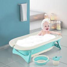 Bañera para Bebé Plegable 3 en 1 con Base Antideslizante Portátil para 0-3 Años
