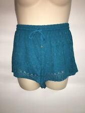 Swim By Cacique Swim Shorts Plus Size 18/20 Crochet Womens NWOT
