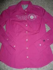 wunderschöne elegante Damen Bluse pink rosa Gr. M Langarm von GAASTRA  TOP