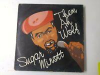 Sugar Minott-Them Ah Wolf Vinyl LP 1987 REGGAE DANCEHALL UK COPY