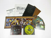 Ultima IX (9) Ascension & Collection Game CDs Includes Manual & Reference Cards