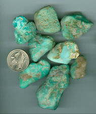 122 Gram Stabilized American Turquoise Rough Fox mines