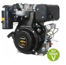 Motore LONCIN completo diesel albero orizzontale conico 462 cc 10 HP 202351