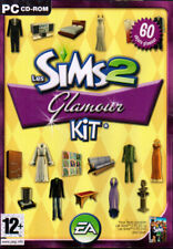 JEU PC CD ROM../..LES SIMS 2...GLAMOUR.../.. KIT../..DISQUE ADDITIONNEL