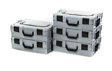 Bosch Sortimo L-Boxx 136 GR2 5er Set Gris SISTEMA DE TRASPORTE Innovador