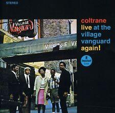 Live At The Village Vanguard Again! - John Coltrane (2012, CD NUOVO)