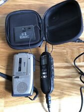 Olympus Digital Voice Recorder And Microcassette Recorder