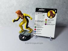 Giganta - 055 DC Harley Quinn & The Gotham Girls HeroClix Super Rare