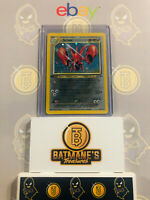 Scizor 10/75 1st Edition LP Lightly Played Neo Discovery Rare Holo Pokemon Card