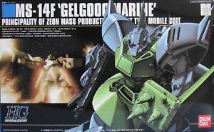 Bandai Gundam Stardust Memory HGUC #16 Gelgoog Marine / M HG 1/144 Model Kit USA