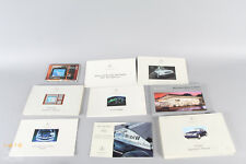 00-02 Mercedes-Benz W220 S430 S500 Owner Operator's Manual Book Service Booklet