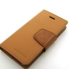 GOOSPERY® Leather Wallet Card Holder Flip Stand Case Cove for iPhone X Galaxy S9