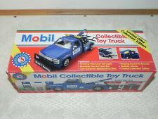 New Mobil Toy Tow Truck. Working head lights & tail light Beeping sound reverse