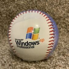 Microsoft Windows Xp Promotional Souvenir baseball collectible ball