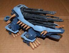 Fully Assembled Tomy Hasbro Zoids 1/72 Gun Blaster Model Kit