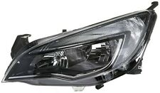 VAUXHALL ASTRA J N/S FRONT HEADLIGHT WITH RUNNING LIGHT 13371601 NEW