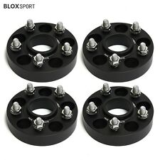 Set of 4 30mm High-Tec Wheel Spacers 5x114.3 for Lexus IS250 IS200 RCF GS300 LS