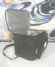 12 pack Blutooth Cooler- Black- New- Soft with Strap- The Long Way Adventures