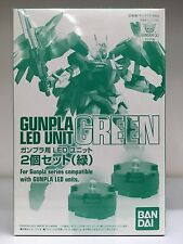 Bandai Gunpla LED Unit Set Green MG Gundam 00 Qan [T] Exia Raiser Seven Swords/G
