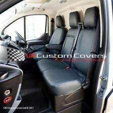 Ford Transit Custom-cuero asiento delantero cubre 2017 en 161