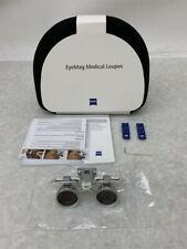 Zeiss eyemag SMART medico d'ingrandimento, sistema ottico G2.5x/400 304112-9903-000