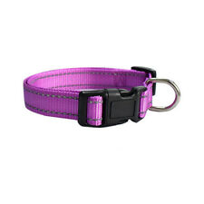 Custom Embroidered Tough Nylon Dog Collar,Personalized Dog ID collar with name