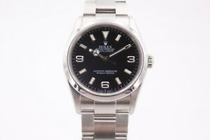 Rolex Explorer 114270 2007 Box and Papers